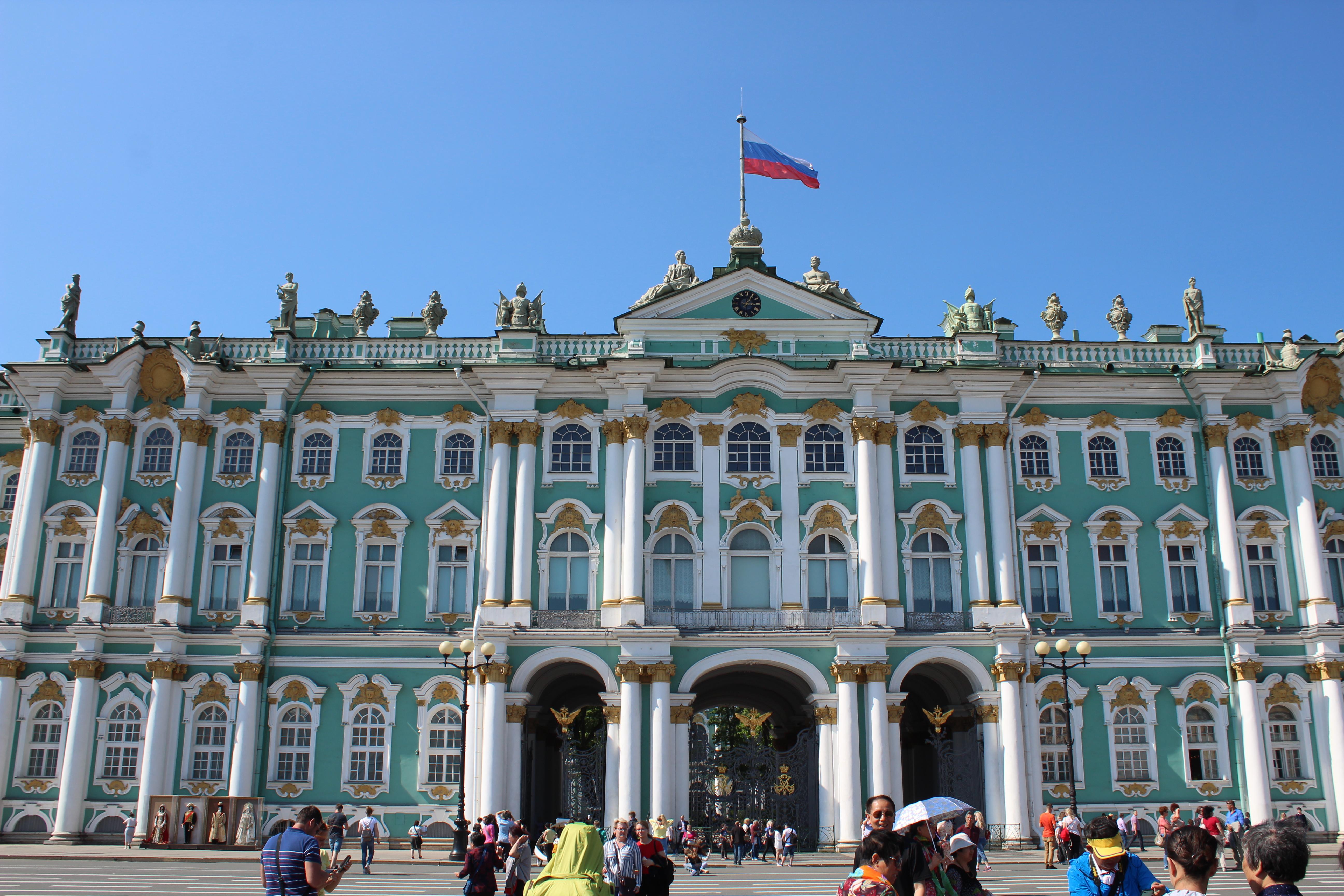 Eremitage in Saint Petersburg