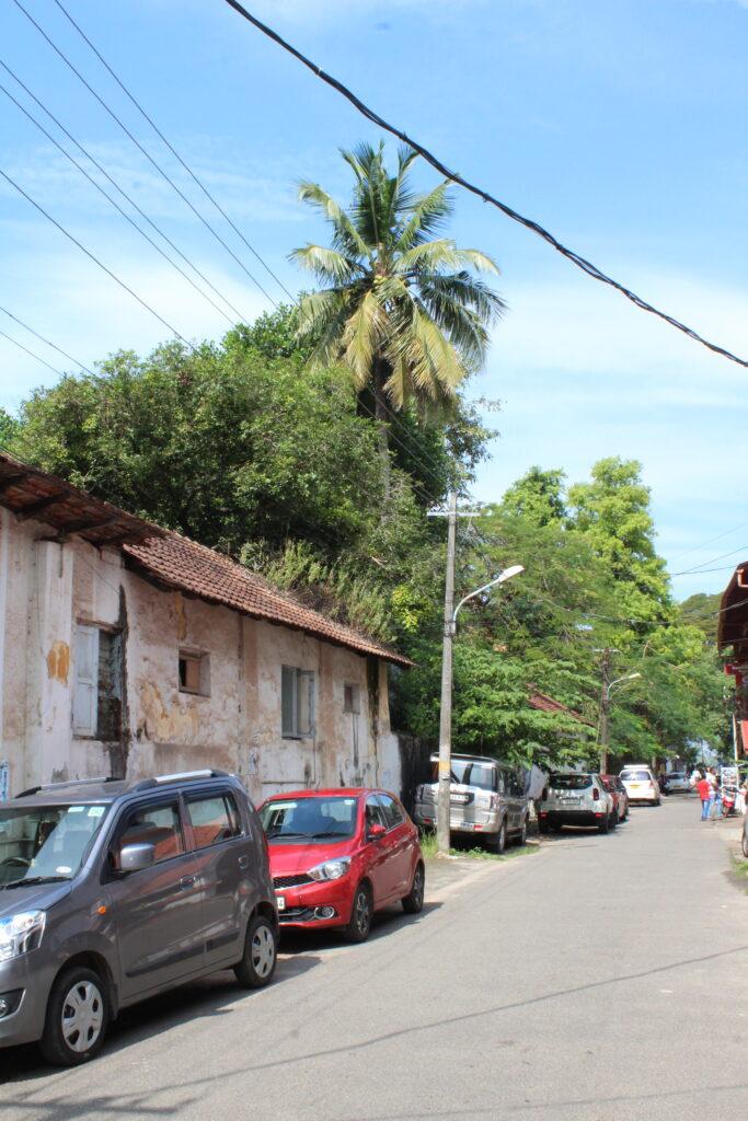 street in Fort Kochi