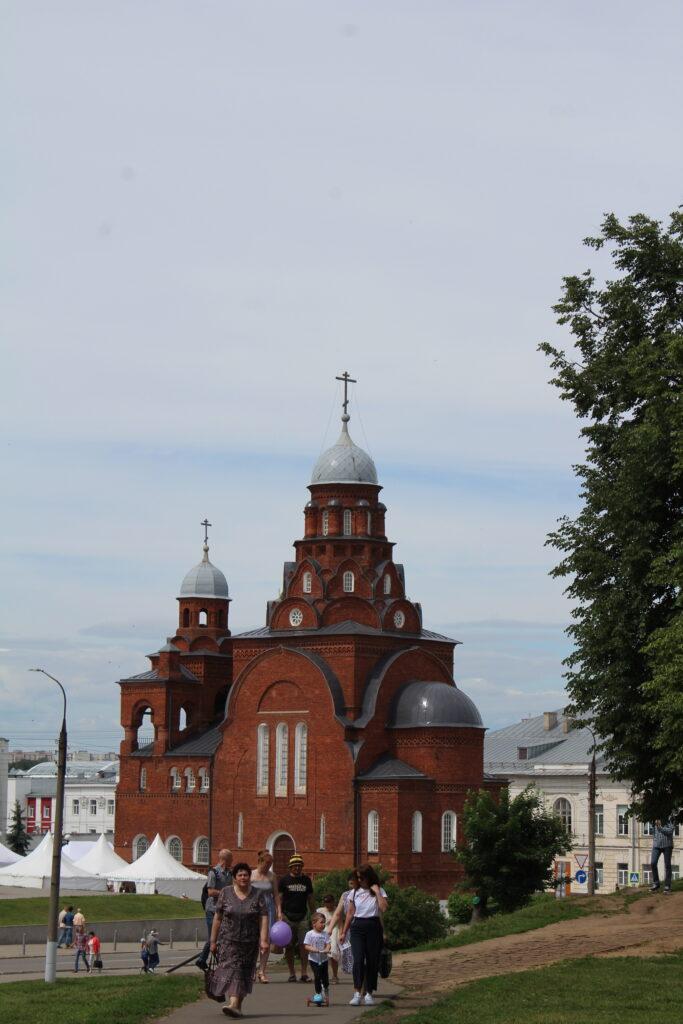 church in Vladimir