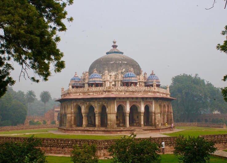 Humayun's tomb in Delhi