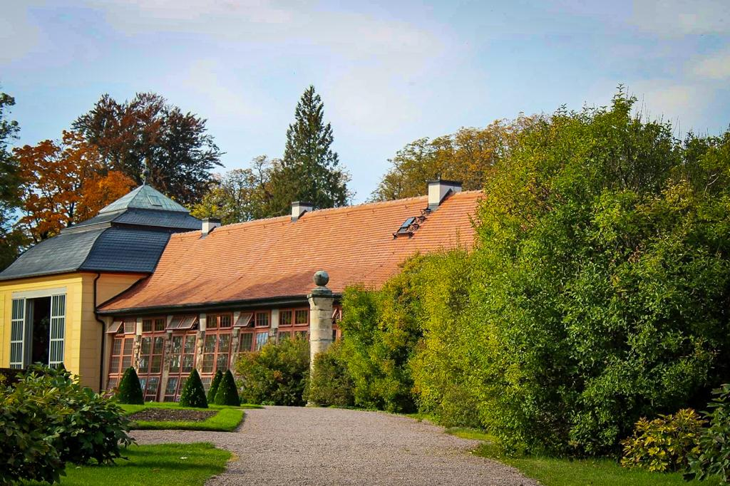 Schlosspark Belvedere