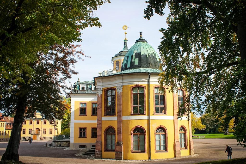 Schloss Belvedere Park