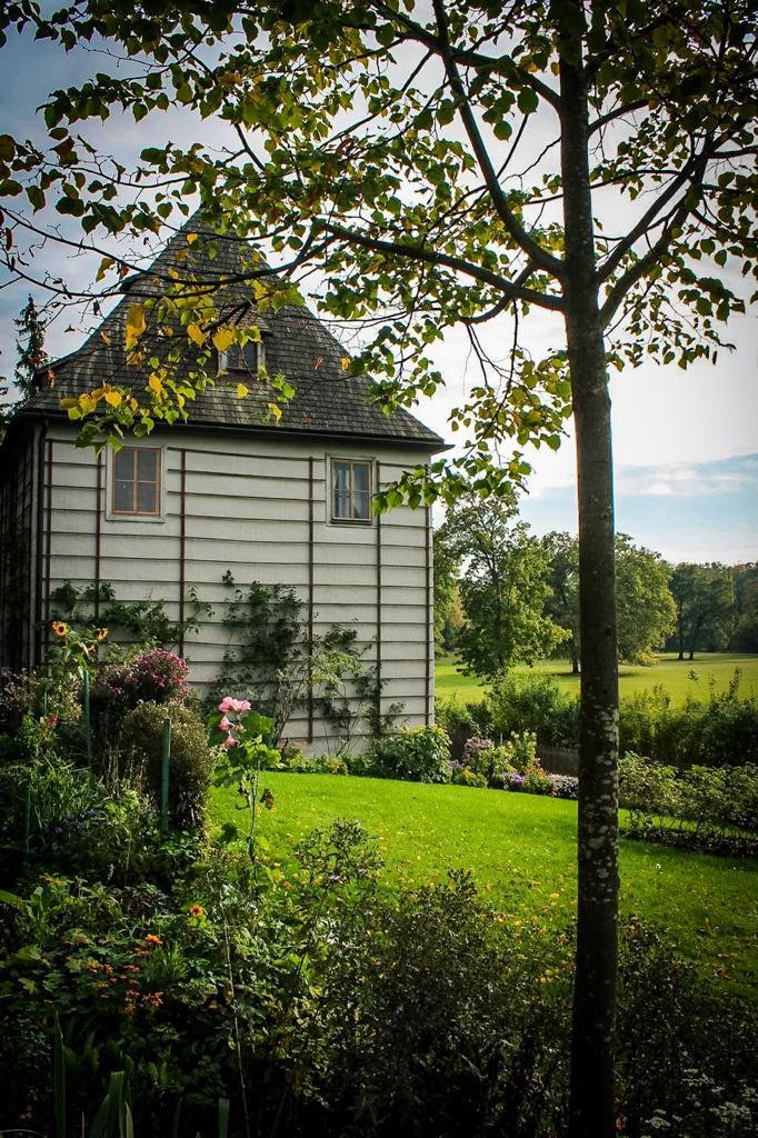 Goethe Gartenhaus