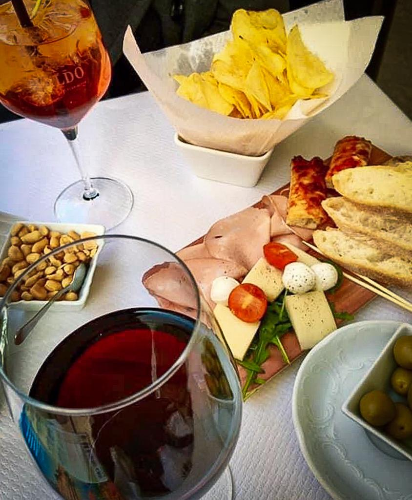 Apritovo is a must on any Milan city break