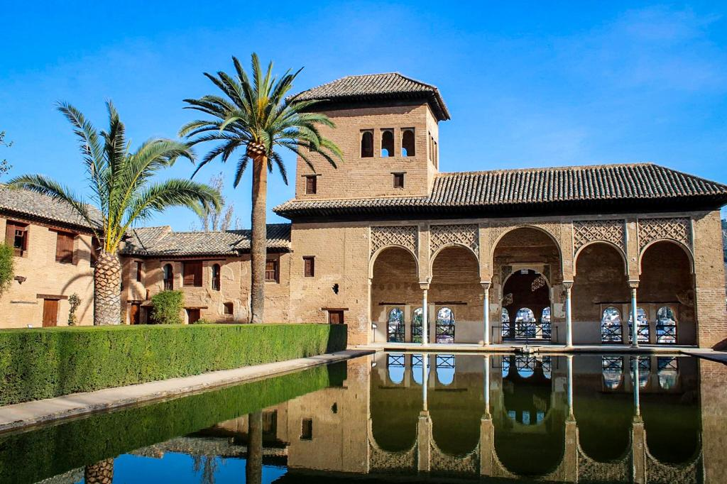 Visit the Alhambra on your City Break in Spain