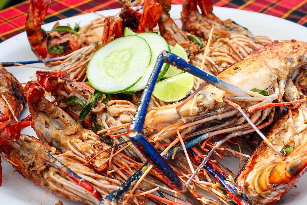 sea food in Kerala