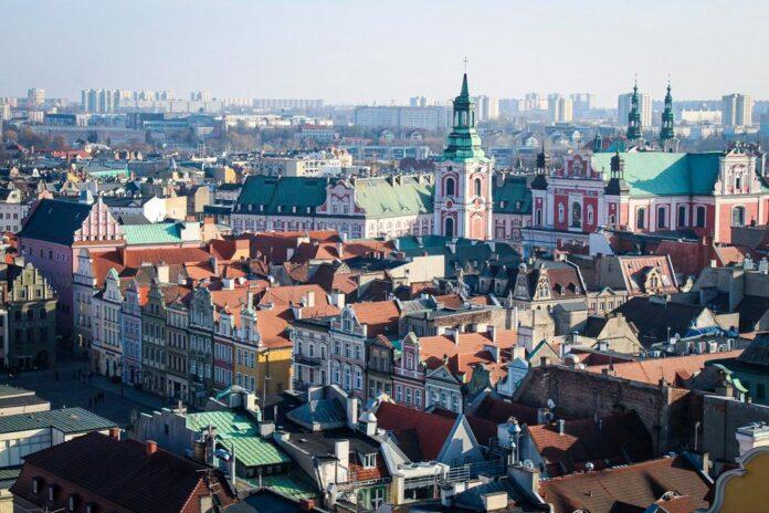view of Poznan