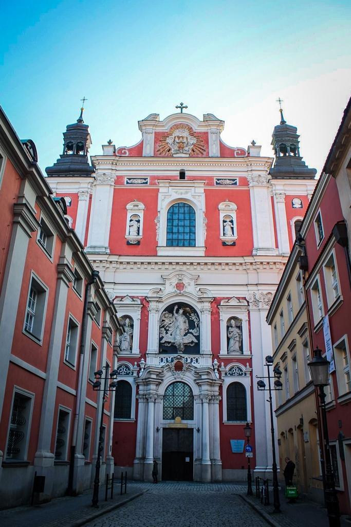 parish church in Poznan