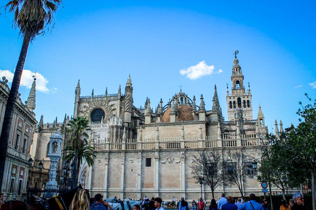 Seville Cathedral is a must-see on your Seville city break