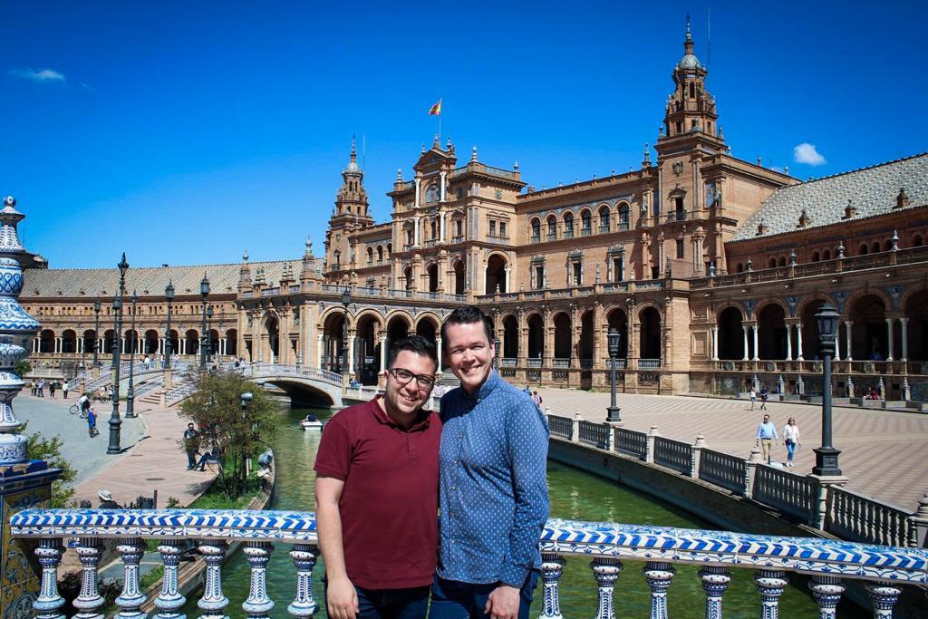 Seville city break: Plaza de Espana