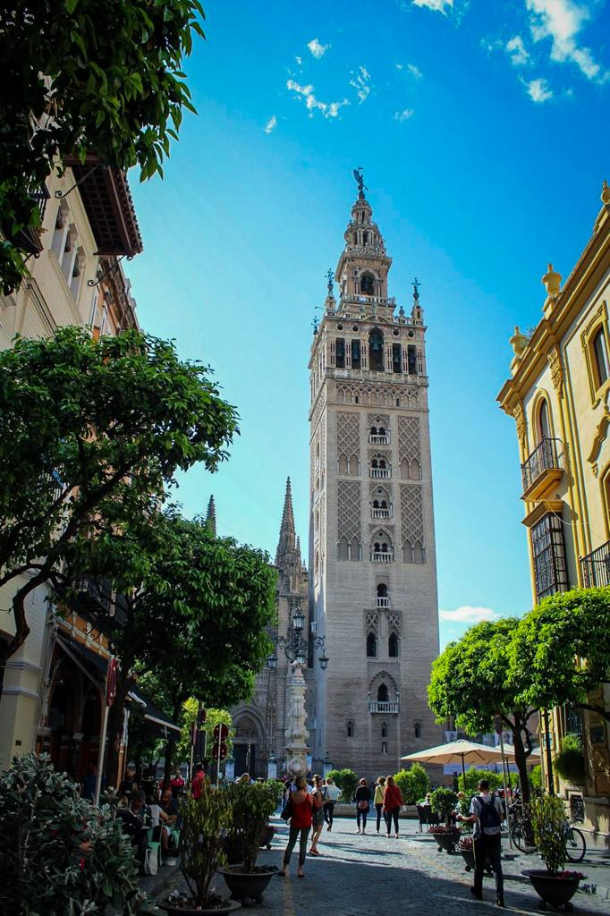 A visit to the Giralda is one of the best things do to in Seville