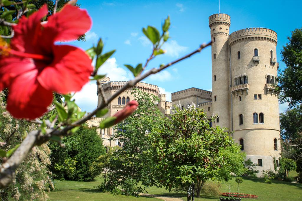 Schloss Babelssberg and its impressive park is a must see outside Berlin