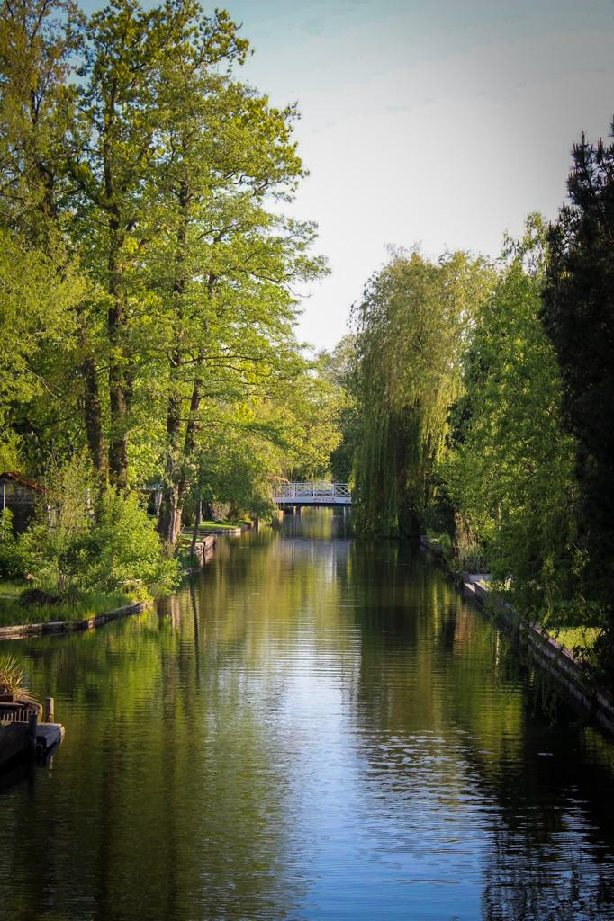 Bike route from Berlin to Neu Venedig