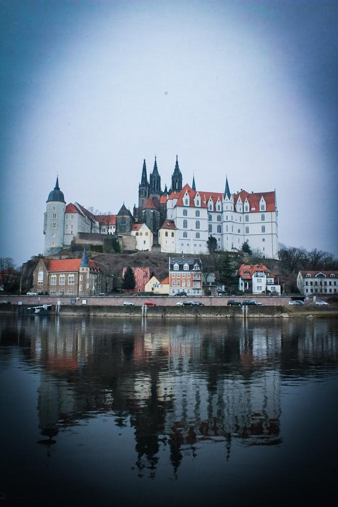 Meissen is a great town to visit for weekend trips from Berlin