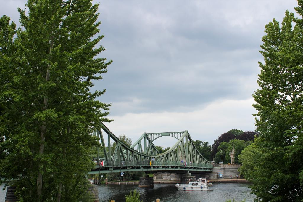 Glienecker Bridge near Potsdam