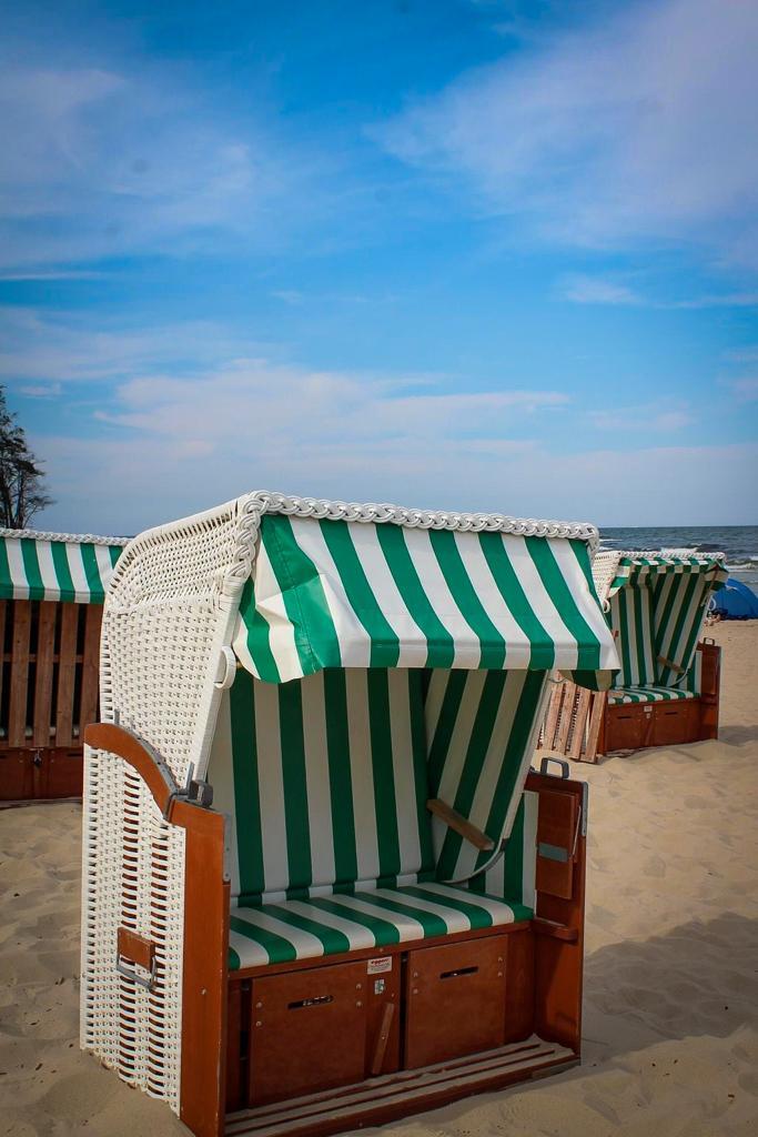 Ruegen beach