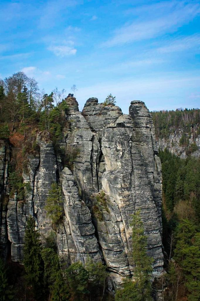 Saxony Switzerland is a great place for weekend trips from Berlin