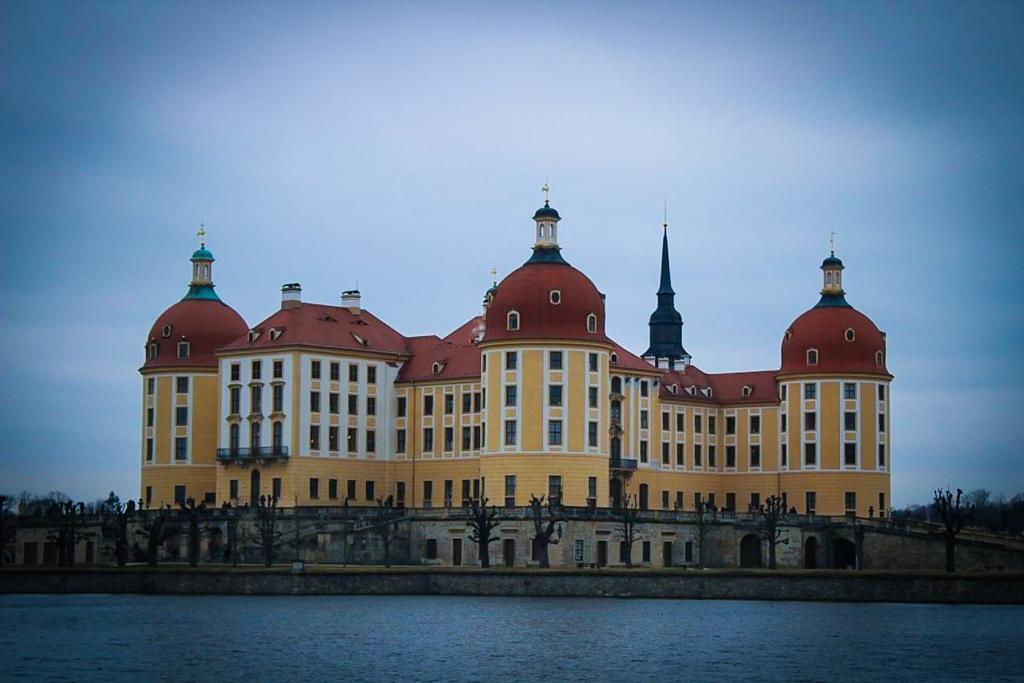 weekend trips from Berlin to Saxony Schloss Moritzburg