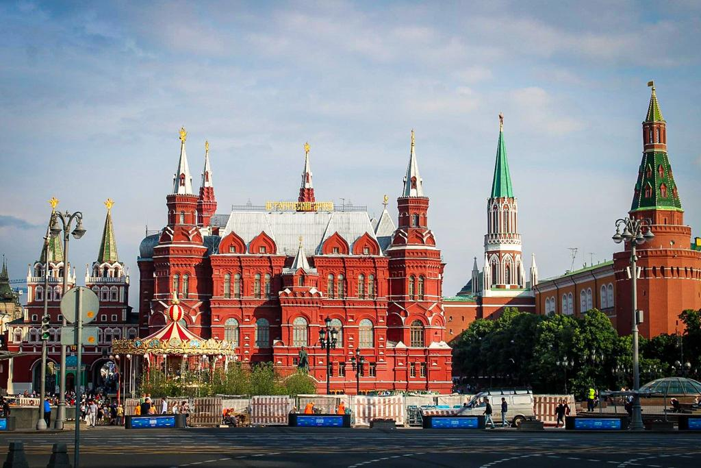 Moscow city break: Visit the Red Square
