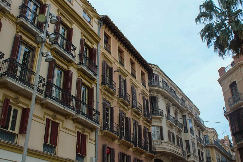 Explore the old town by foot when you visit Malaga